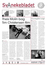 Theis Molin bag Tim Christensen film