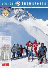 Aus den Schweizer Ski- und Snowboardschulen ... - Swiss Snowsports