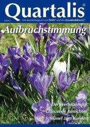 Quartalis 01/2012 - PDF - FEMA Farben + Putze GmbH