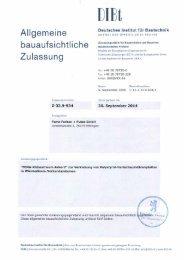 PDF [700 kB - FEMA Farben + Putze GmbH