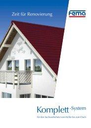 Komplett-System - FEMA Farben + Putze GmbH
