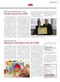 für uns Modernisierungen und Neubau ... - gsw sigmaringen - Seite 5