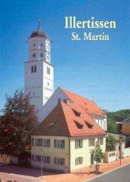 kirchenführer.indd - Pfarrkirche St. Martin Illertissen