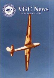 No 88 Summer 1996 - Lakes Gliding Club