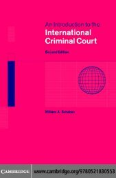 An Introduction To The International Criminal Court - Institute for ...