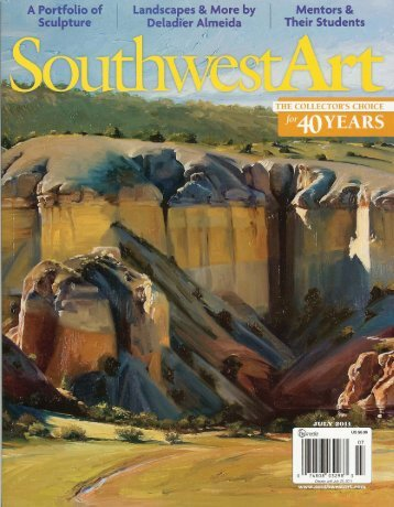 Southwest Art Magazine - ChristianHohmann