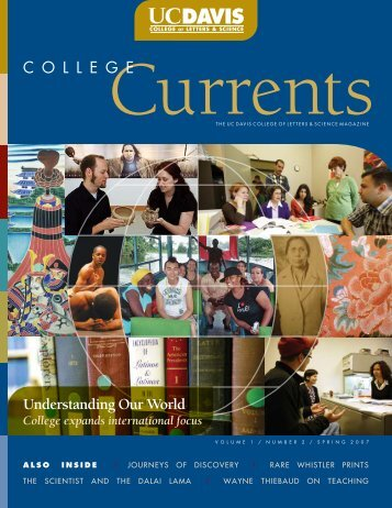 Currents - College of Letters & Science