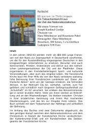 Paul Beschet Mission in Thüringen Ein Tatsachenbericht aus der ...