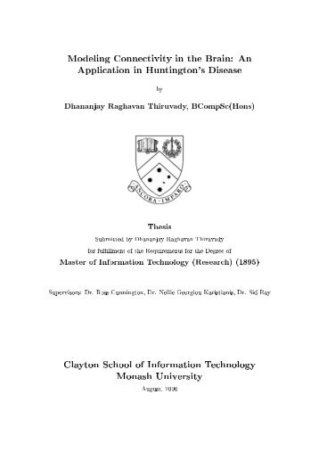 computer science honors thesis Honors thesis overview an honors  successful completion of an honors project is required to receive honors in computer science honors work is overseen by a.