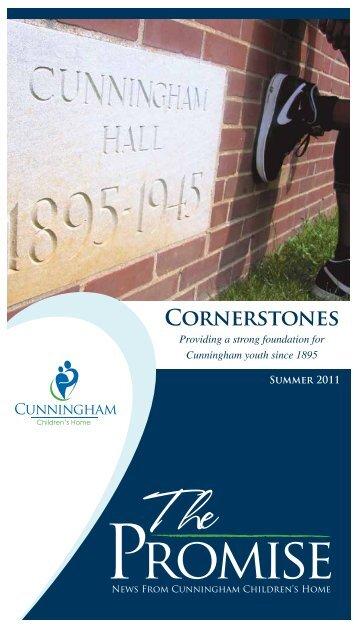 CORNERStONES - Cunningham Children's Home