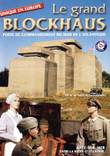 Brochure Du Grand Blockhaus