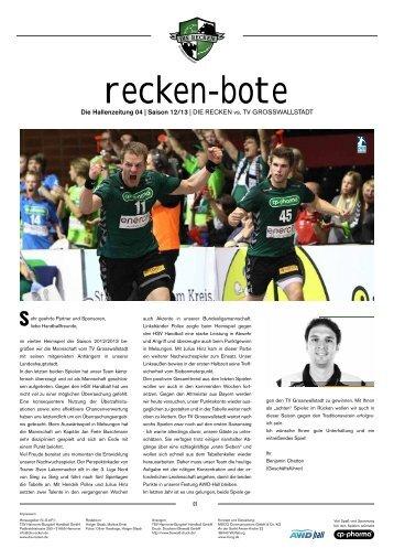 recken-bote - TSV Hannover-Burgdorf