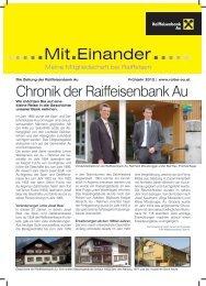Erste-Hilfe-Auffrischungskurs - Raiffeisenbank Au