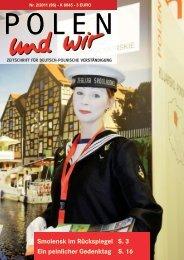 Juni 2011 - Deutsch-Polnische Gesellschaft der BRD eV