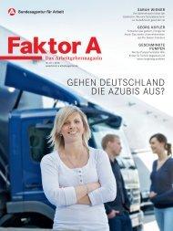 Download - Faktor A - Bundesagentur für Arbeit