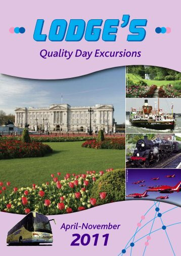 Day Excursion Brochure - Lodge Coaches