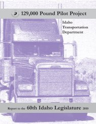 CDL Manual - Idaho Transportation Department - Idaho gov