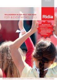 hier downloaden - Ridia