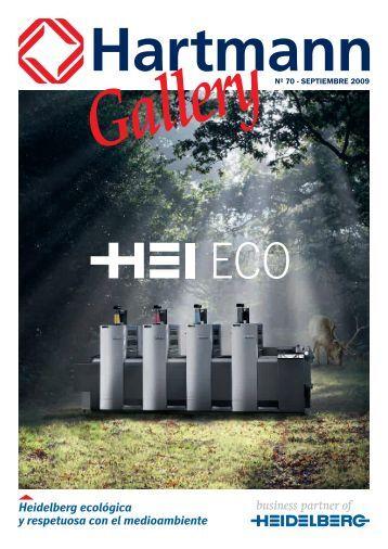 Heidelberg ecológica y respetuosa con el medioambiente - Hartmann