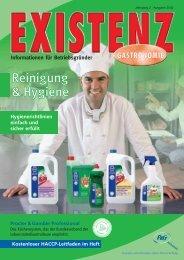 Jahrgang 2 · Ausgabe 2002 - Existenz Gastronomie