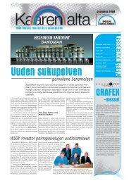 2000 Joulukuu - manroland Nordic Finland Oy