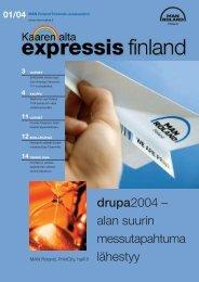 Asiakaslehti 01/04 - manroland Nordic Finland Oy
