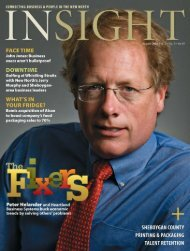 View PDF Version - INSIGHT – Business-to-Business Publication
