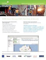 Network Design Guide - Meraki