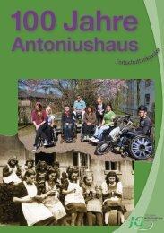 Bildung Förderung Teilhabe alles inklusive - Antoniushaus Hochheim