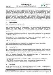 Internatsordnung - Antoniushaus Hochheim
