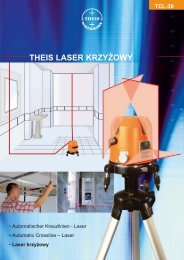 tcl-30 theis laser krzyżowy