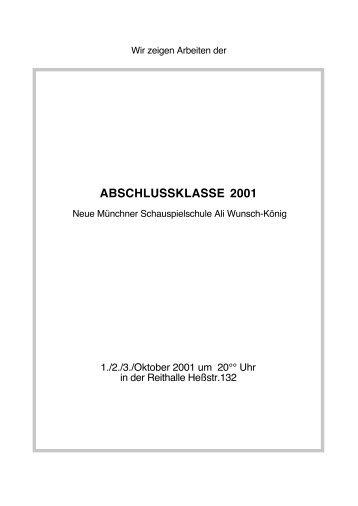 Programmheft zum Projekt in der Reithalle (PDF · 1 - Neue ...