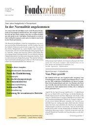 Fondszeitung 12-2006.FH10 - Berg, Bernd