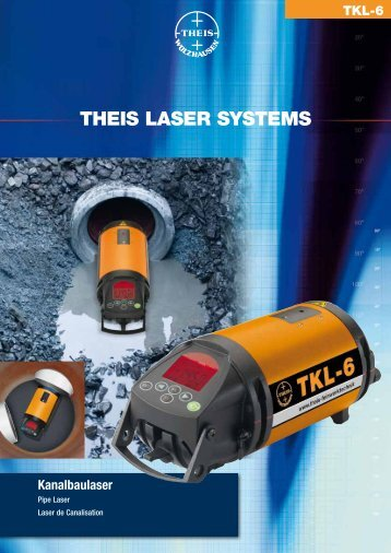 THEIS LASER SySTEmS - Yaqualouer