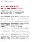 «Die Renaissance der Mediaplanung» - Publisuisse SA - Seite 4