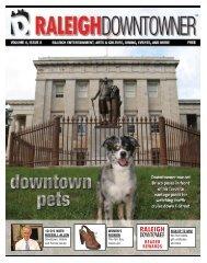 READER REWARDS - Raleigh Downtowner