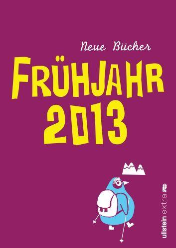Neue Bucher - bei den Ullstein Buchverlagen