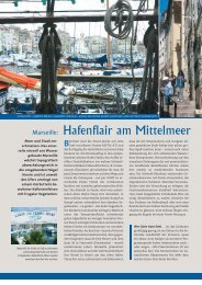 Marseille: Hafenflair am Mittelmeer - Convention-International