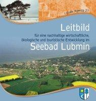 """Leitbild Seebad Lubmin - Wählergemeinschaft """"Frischer Wind für ..."""
