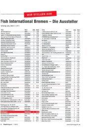 weiterlesen - TransGourmet Seafood