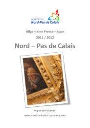 Nord – Pas de Calais - Maison de la France