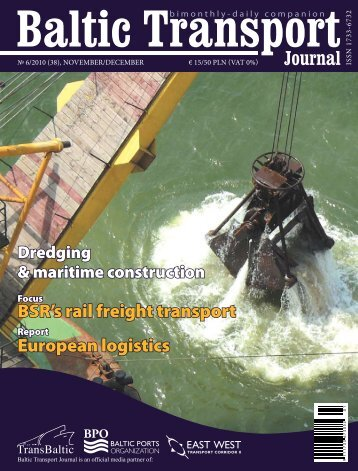 BTJ 6/2010 - Baltic Transport Journal