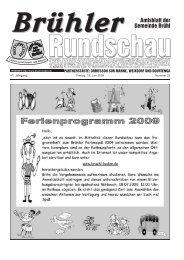 Amtsblatt KW25 2009 - Nussbaum Medien
