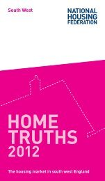 Home Truths 2012 - South West