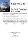 Le Cercle Ferroviaire de la Licorne - Seite 6