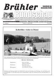 Amstblatt KW33 2009 - Nussbaum Medien