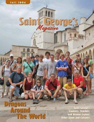SG Magazine Fall - Saint Georges School