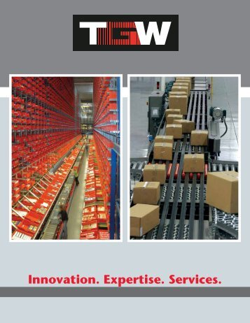 Innovation. Expertise. Services. - Material Handling Industry of ...