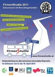 Informationen über das IAESTE FirmenShuttle 2011