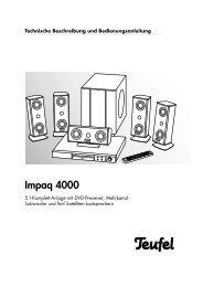Impaq 4000 - Teufel